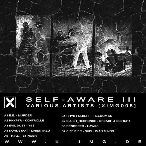 SELF-AWARE III [XIMG005] PREVIEWS