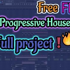 Melodic Progressive House Free FLP