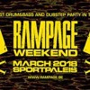 Macky Gee B2B Phantasy Mc Skibadee Harry Shotta Shabba D Live At Rampage 2018 (03.03.2018)