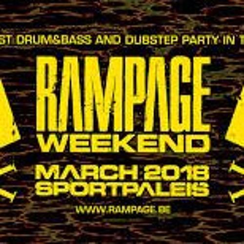 Macky Gee B2B Phantasy Mc Skibadee Harry Shotta Shabba D Live At Rampage 2018 (03.03.2018)