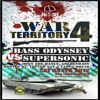 Bass Odyssey vs Supersonic 02-12 ITA (War Territory 4) HECKLERS REMASTER