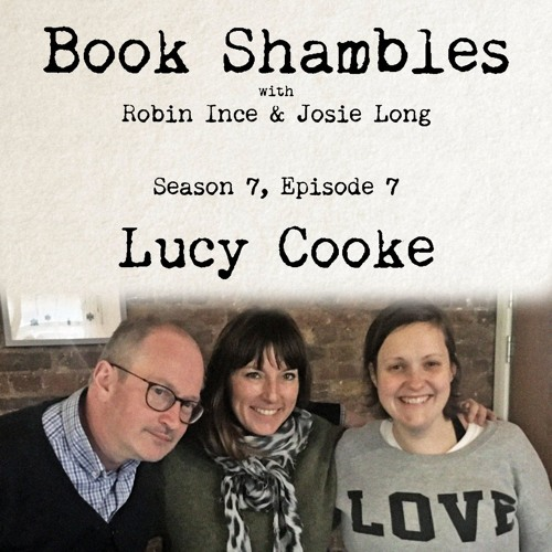 Book Shambles - Season 7, Episode 7 - Lucy Cooke