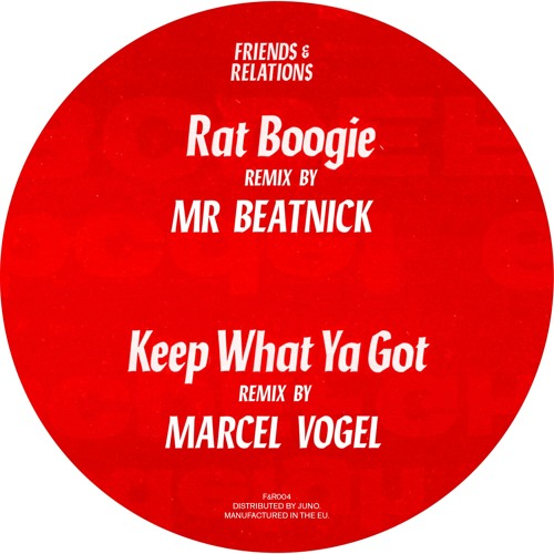 Rat Boogie (Mr Beatnick Remix) [2 min clip]