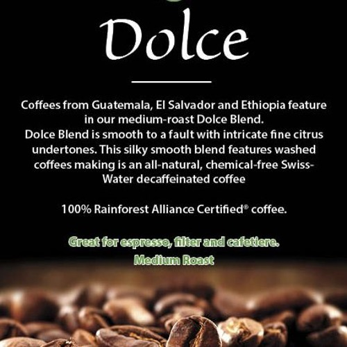 Enjoy a sip of good health - Decaffeinated coffee