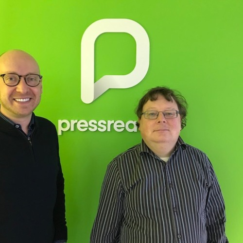 Nikolay Malyarov EVP, Chief Content Officer and General Counsel for PressReader