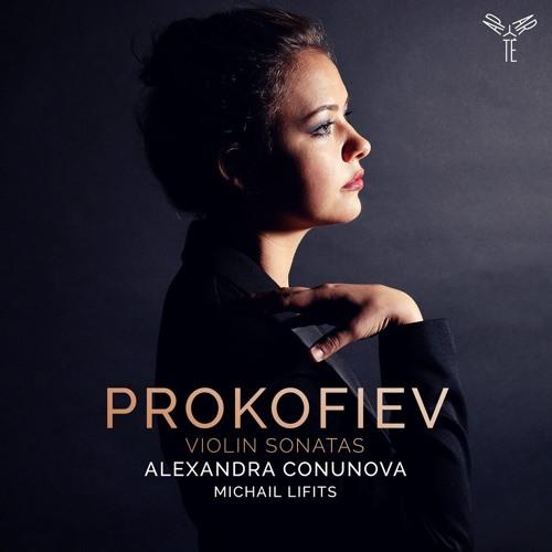 Prokofiev: Violin Sonata no.1 (Allegro Brusco)   Alexandra Conunova, Michail Lifits