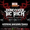 Official Backing Track Discover BC Rich Competition 2018