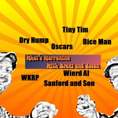 Oscars, sit-coms, stand-ups and Tiny Tim