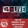 V4News - Caminhões do Uber, iMac Pro, Amazon no Brasil e Muito Mais!