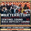 Sentinel vs Bass Odyssey 09 ITA (War Territory 3) HECKLERS REMASTER