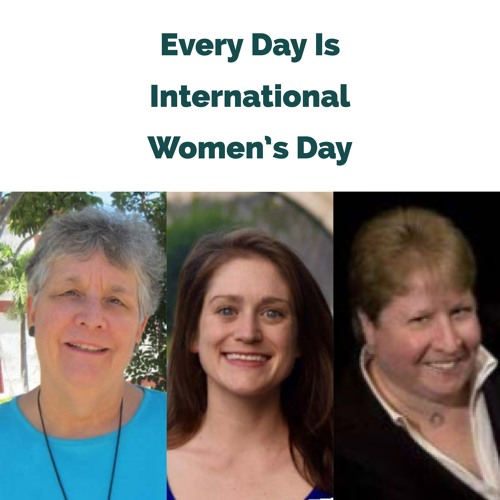 Every Day is International Women's Day with WATER, Dignity, and WOC