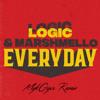 Logic & Marshmello - EVERYDAY (MykGyvr Remix)