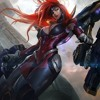 Gun Goddess Miss Fortune Login Theme