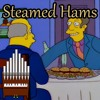 Steamed Hams (The Simpsons) Organ Cover [Audio Only]