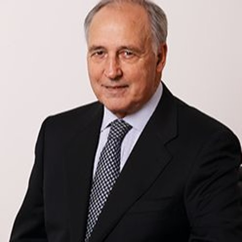 The Honourable Paul Keating launches 'Fair Share; Competing Claims and Australia's Economic Future'