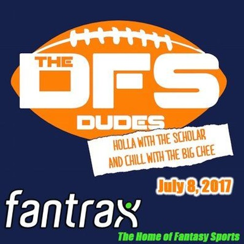 DFS Dudes - Free Agency