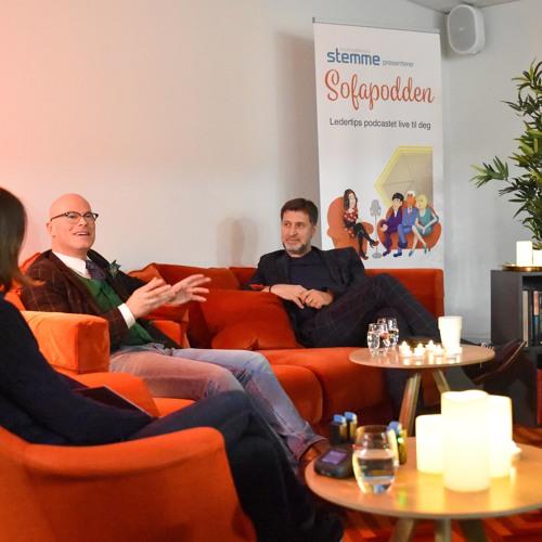 Sofapodden – Inspirert og engasjert leder