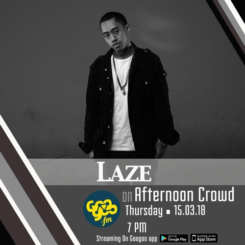 AfternoonCrowd: Laze