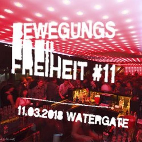 Erik Jäähalli - Live at Watergate, Berlin (11 march 18)