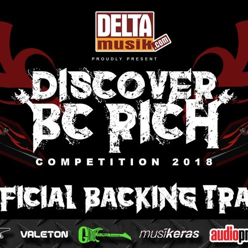 Backing Track BC Rich Competition 2018