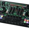 Roland DJ 808 1 - Effetto del mixer Dub Echo