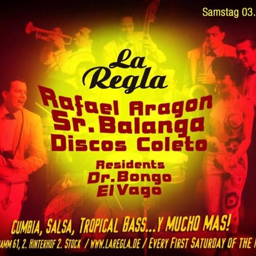 Live @ La Regla Party | Berlin [2o18]