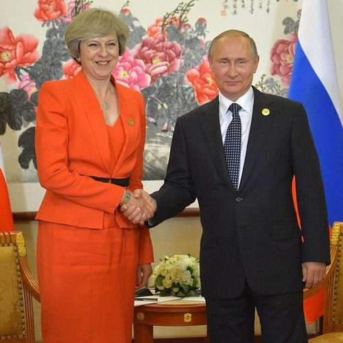 UK sanctions against Russia, and a new trade war