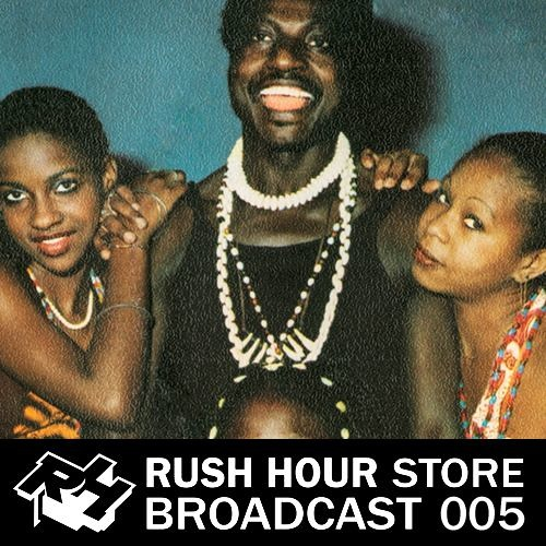 Store Broadcast 005    African and US disco with Kalita Records