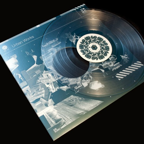 (AC_09) dB_24 / Urban Works 4 EP - Electro Sessions - Extracts / Released with AC Records