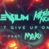 Don't Give Up On Me ft. Mako [Lyric Video]