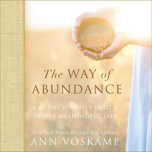 THE WAY OF ABUNDANCE by Ann Voskamp