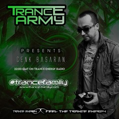Cenk Basaran - Exclusive Live Set For TranceArmy & TranceFamily Group(with Tracklist)
