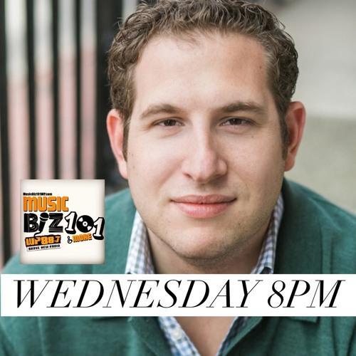 Alex Fletcher of Fletcher Artist Management: Music Biz 101 & More Podcast