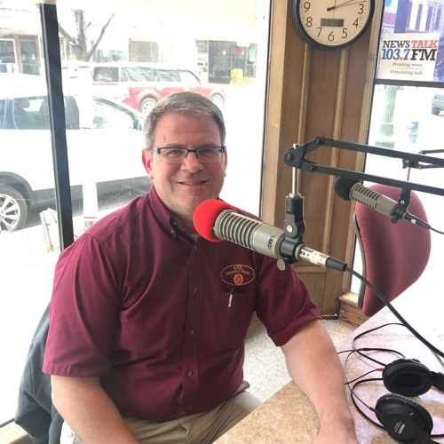 News Talk 103.7FM Welcomes AES Hearth And Patio 16 Mar 18