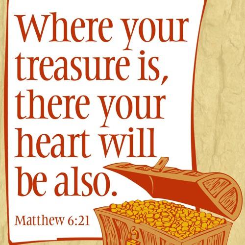 """Repentant Giving"" - Matthew 6:19-34 (Pastor Bernard Ansorge)"