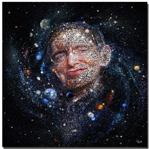 Stephen Hawking and the Poetry of Science