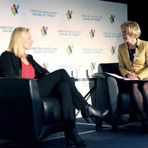 Minister Catherine McKenna at GVBOT (March 15, 2018)