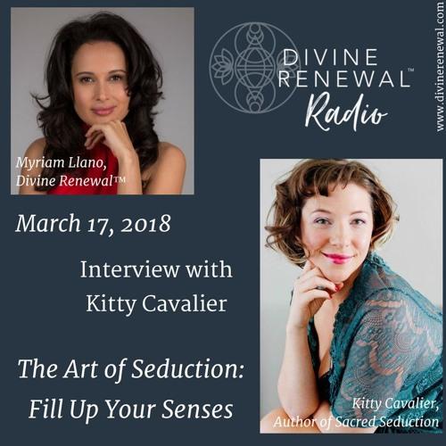 Divine Renewal Radio | Interview With Kitty Cavalier