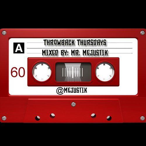 Throwback Thursdays mix series