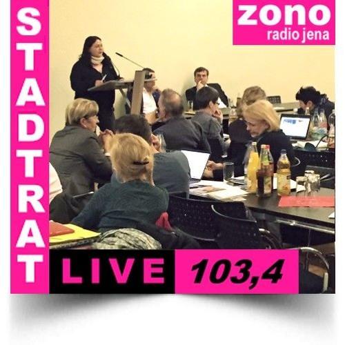 Hörfunkliveübertragung (Teil 1) der 42. Sitzung des Stadtrates der Stadt Jena am 14.03.2018