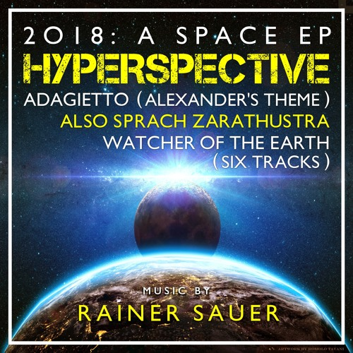 "Rainer Sauer ""2018: A Space EP"": Horizons"