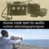 Morse-code Text-to-Audio converter