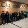 Irish rugby team hoping to make history tomorrow