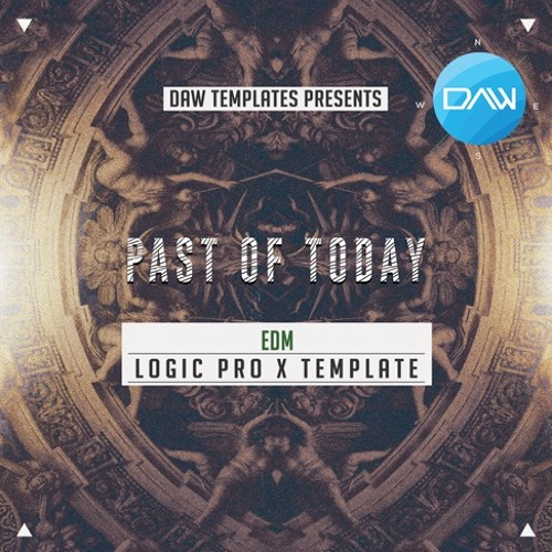 Past of Today Logic Pro X Template