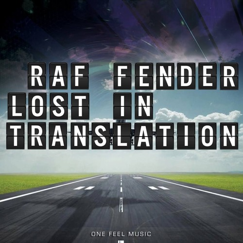 Raf Fender Lost In Translation