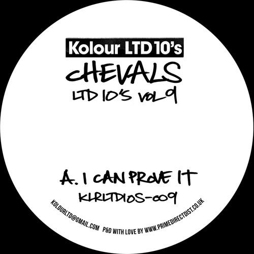 PREMIERE : Chevals - I Can Prove It