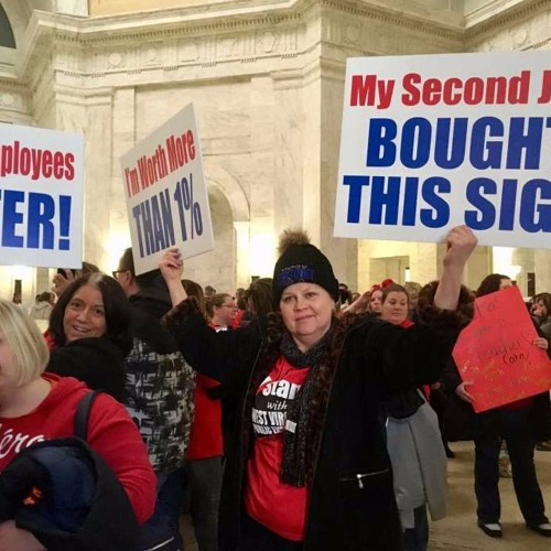 #38: 55 Strong: Lessons from the West Virginia Teachers Strike