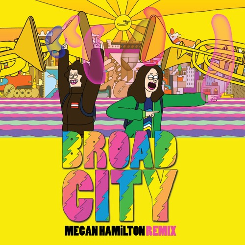 Broad City Remix [FREE DOWNLOAD]