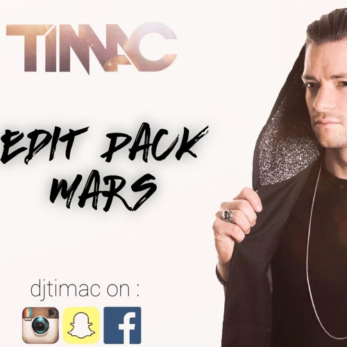 Edit Pack Mars //Preview// *** FREE DOWNLOAD ***(15 Tracks)