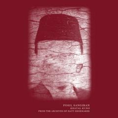 Fosil Sangiran (Matt Shoemaker) // Khayal Kuno - Bagian Dua (excerpt)
